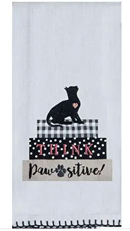 Pawsitive towel